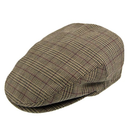 Jaxon Plaid Cap