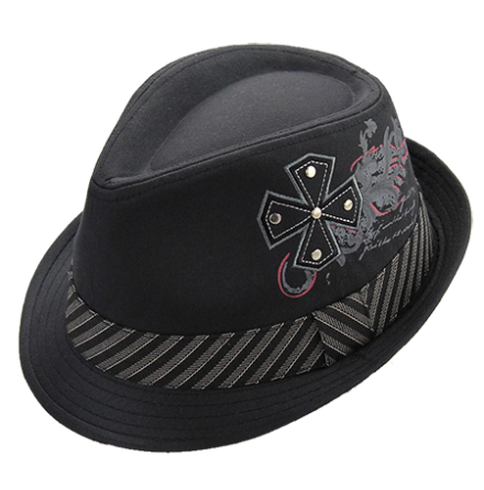 BB Fedora Cross